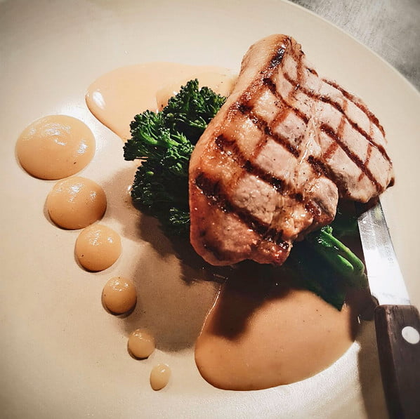 Surrey Pork Chop