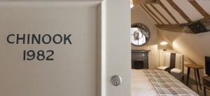 RAF Chinook Room