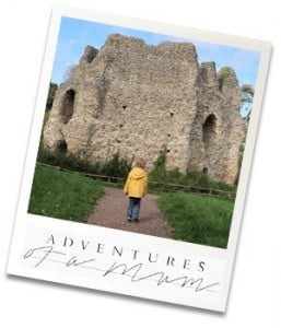 Adventures of a Mum blogger and son visiting Odiham castle
