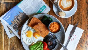 Breakfast at The Red Lion Odiham
