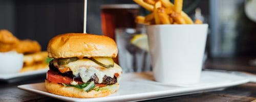 Build a Burger in Odiham