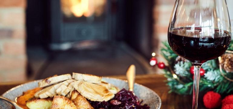 Top festive tips from Head Chef, Simon